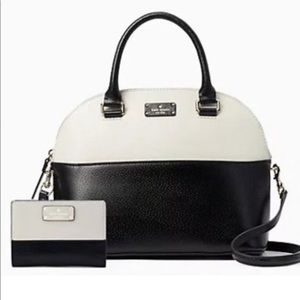 Kate Spade Grove Street Handbag & Wallet